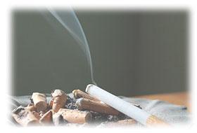 イメージ画像:喫煙