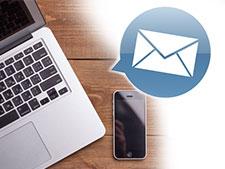 予約確定の返信メール