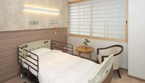 新館3階:病棟個室